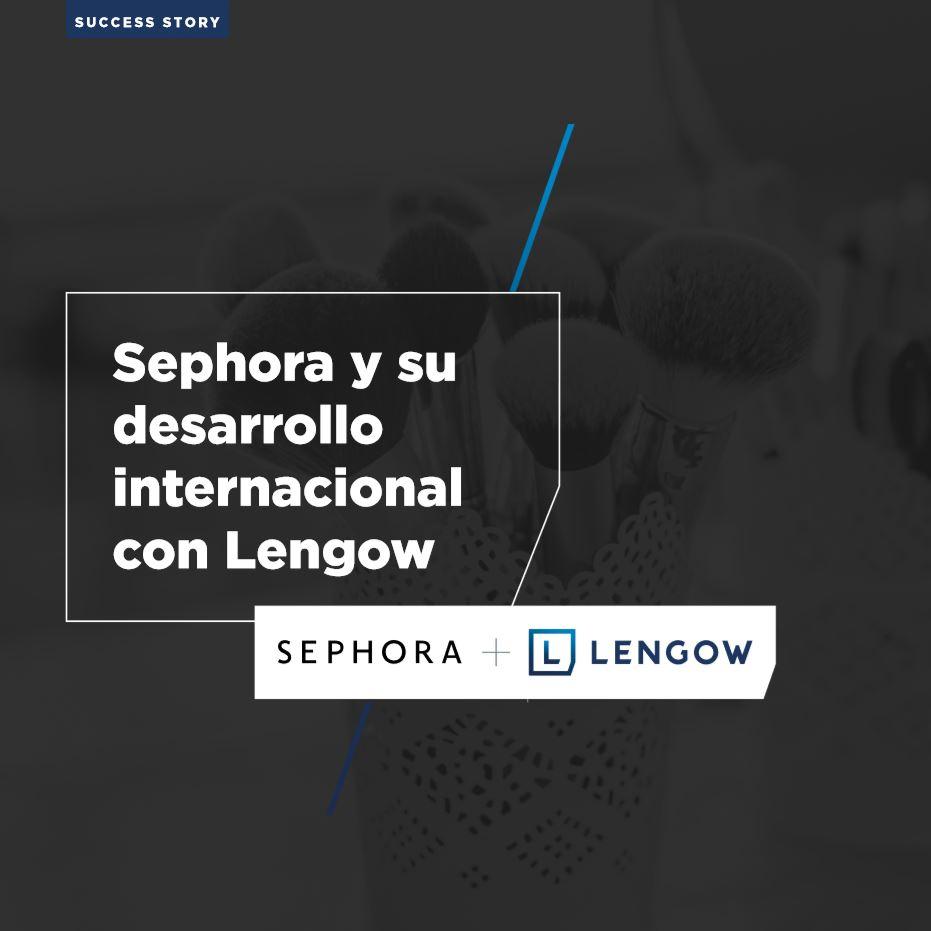 Ecco come Sephora ha sviluppato il suo business all internazionale