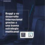 Boggi y su desarrollo internacional gracis a una buena estrategia multicanal