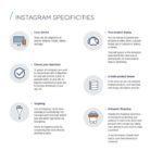 Instagram specificities
