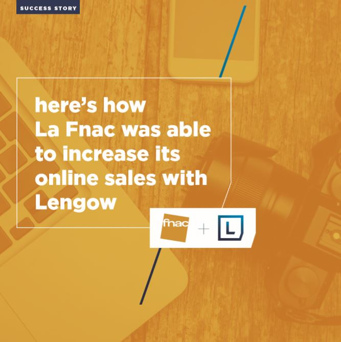 How la Fnac was able to increase its online sales